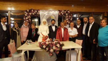 Aygün ve Çakır Ailelerine Bir Ömür Boyu Mutluluklar..