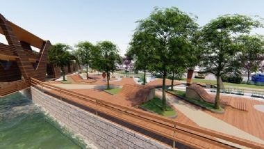 Vadi Çaykara Rekreasyon Alanı Projesi İhale Ediliyor.