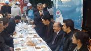 Geleneksel Çaykara Sokak iftarı..