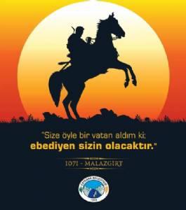 Malazgrit Zaferi'nin 948. yıl dönümünü kutlu olsun.